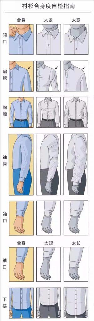 男士衬衫定制须知道的几个秘诀